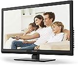 Blaupunkt LED HDTV, 60 cm (23,6 Zoll), 720p, USB Multimedia, HEVC (H.265) Video codec, Triple-Tuner, BLA-236/207O-GB-3B-EGBQDP-EU [Energieklasse A]