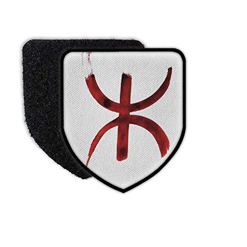 Copytec Patch YAZ Tifinagh Tuareg berberisch libysch phönzisches Alphabet Symbol #33531