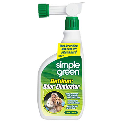 Outdoor Odor Eliminator for Pets, Dogs, Ideal for...