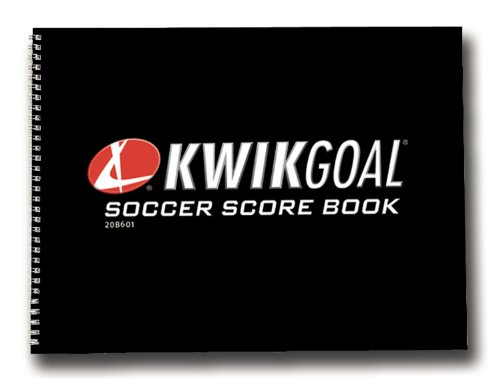 SCORE Kwik Meta fútbol puntuación Libro
