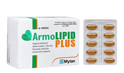 Armolipid plus 60 cpr