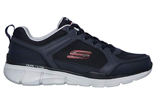 Skechers - 52940_nvgy Skechers-52940_NVGY Hombre Color: Azul Talla: 41