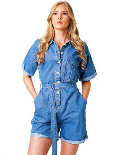 SS7 Womens Denim Ketelpak