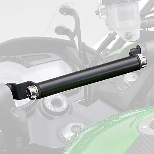 デイトナ バイク用 クランプバー Ninja1000専用 マルチバーホルダー アッシュシルバー 16787