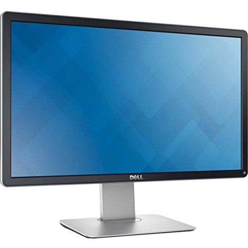 Dell P2414H 60,4 cm (23,8 Zoll) LED-Monitor (DVI, 8ms Reaktionszeit) schwarz/silber