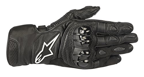 Gants Moto Alpinestars SP-2 V2 Gloves Black, Noir, XL