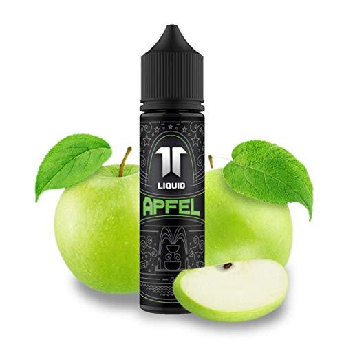 Elf Liquid Apfel 10ml Longfill Aroma in 60ml Flasche / Nikotinfrei für E-Zigarette und Verdampfer