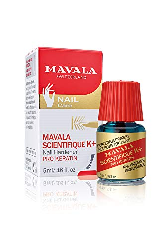 Mavala Scientifique K+Nagelhärter ohne Formaldehyd, 5 ml