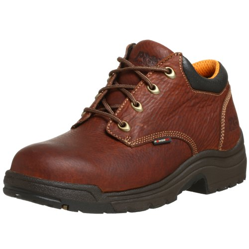 Timberland PRO Men's 47015 Titan Soft-Toe Lace-Up,Haystack Brown,11.5 W