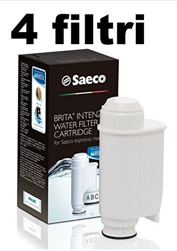4Filter für Saeco Brita Intenza +