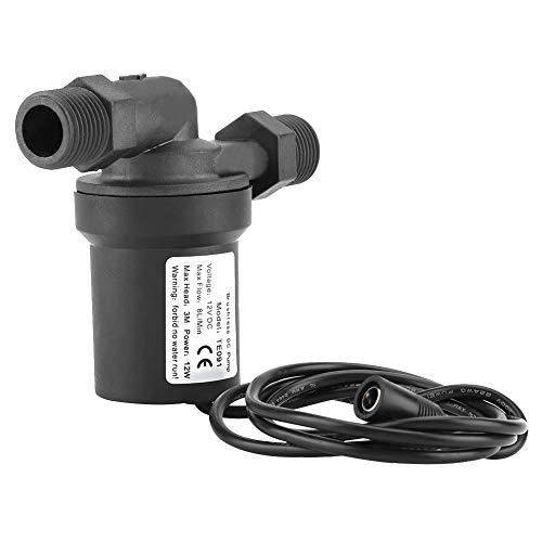 Borstelloze DC-pomp, 12 V DC-pomp G1 / 2-inch homebrew biercirculatie borstelloze pompen