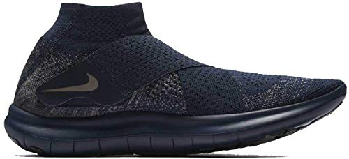 Nike NikeLab Free RN Motion FK Flyknit 2017 LTD Limited Edition Schuhe Blau, Schuhgröße:45 EU