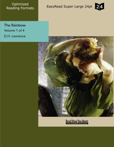 The Rainbow: Easyread Super Large 24pt Edition