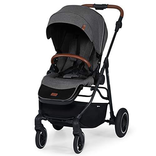 kk Kinderkraft Kinderwagen Allroad Sportwagen Kinderbuggy, Grau