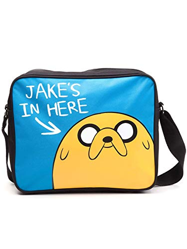 Adventure Time mb140311adv Jake de Ici Sac à bandoulière