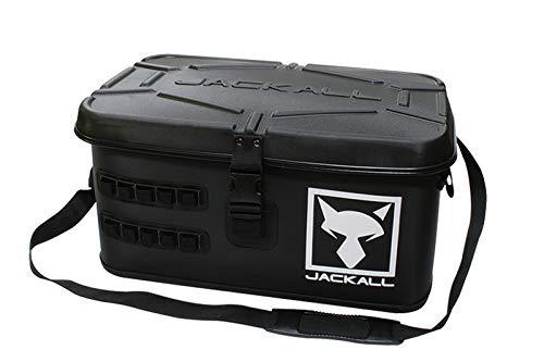 JACKALL(ジャッカル) タックルコンテナ ブラック ボート&カー モデル M