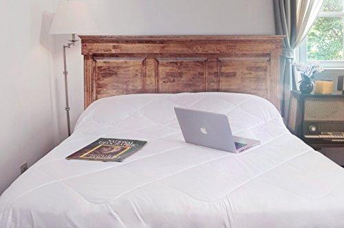 Hypoallergenic 100% Peruvian Royal Alpaca Eiderdown Comforter Covered...