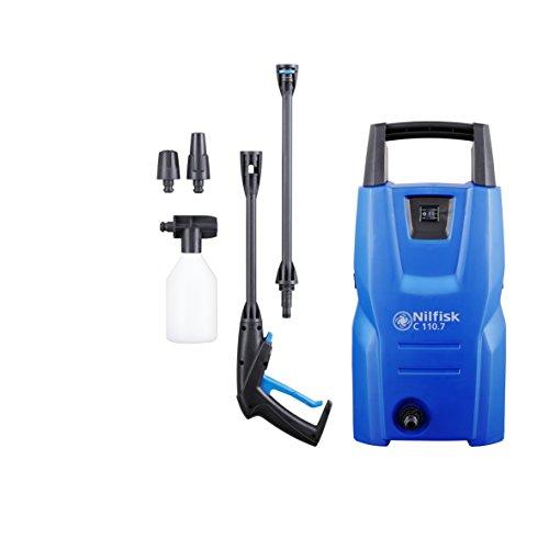 Nilfisk C110.7-5 Hidrolimpiadora de Agua a Presión, Azul