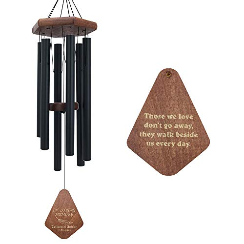ASTARIN Memorial Wind Chimes Outdoor Large Deep Tone, 30 Inch Wind Chime Outdoor, Sympathy...