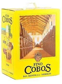 FINO COBOS BAG IN BOX 5L.