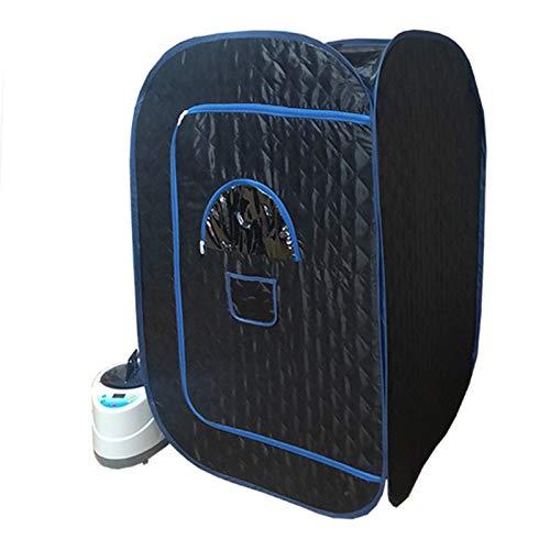 ZYQDRZ Die Dampfsauna, EIN Faltbares Saunazelt, Kann Das Persönliche Gewicht Reduzieren, Einschließlich Fernbedienung Und Spa-Gewichtsverlustmaschine