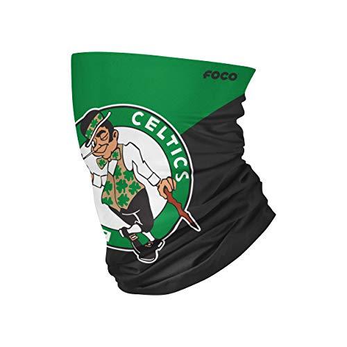Boston Celtics NBA Big Logo Gaiter Scarf