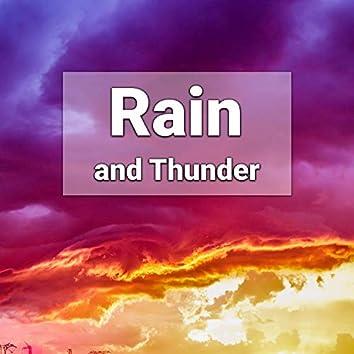 Rain and Thunder to help your baby sleep for babies