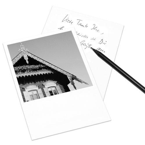 COGNOSCO Postkarte Potsdam im Polaroid-Look - Motiv: Alexandrowka