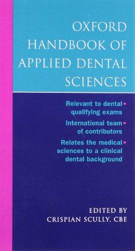 Download Oxford Handbook of Applied Dental Sciences (Medicine) 0198510969