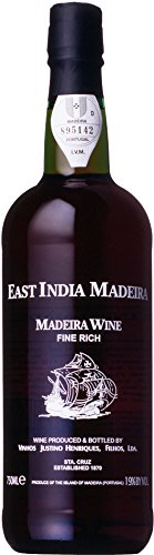 East India 3 Jahre Fine Rich Madeira, 1er Pack (1 x 750 ml)