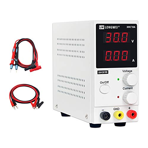 DC Power Supply Variable,0-30 V ...
