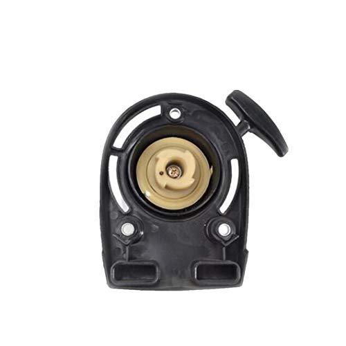 Segadora Extractor 2 Agujero generador creativo de arranque de retroceso con la manija para la gasolina motor del cortacésped Accesorios Herramientas prácticas