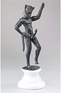 Design Toscano The Historical Pan of Ancient Greece Statue