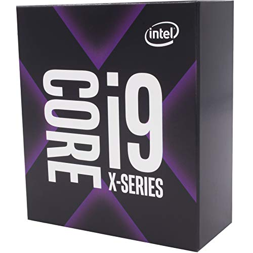 Intel Core i9-9820X X-Series Proces   sor 10 Cores up to 4.1GHz Turbo Unlocked LGA2066 X299 Series 165W