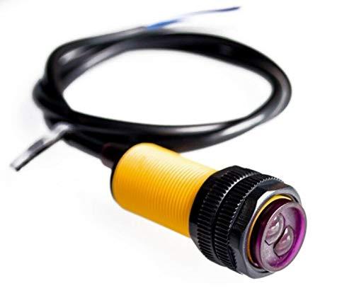 E18-D80NK SENSORE INFRAROSSO PROSSIMITà ostacoli fotocellula ARDUINO cavo ROBOT