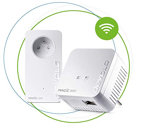 Devolo Magic 1 WiFi Mini Starter Kit CPL