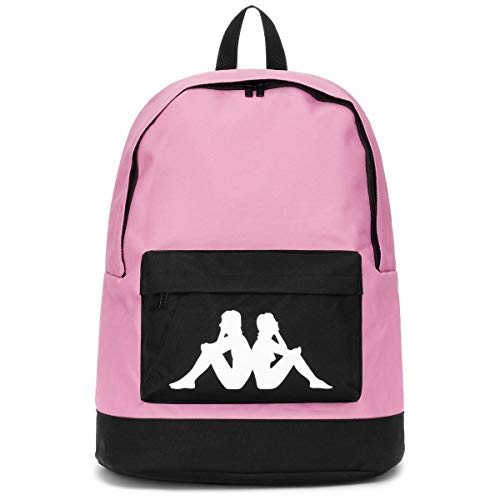 KAPPA Rucksack pink 222 BANDA BASTIL PINK fuchsia-schwarz 304IBQ0