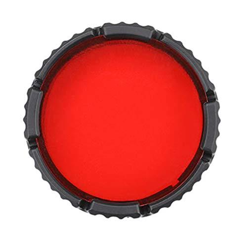 F Fityle dji Osmo Action Camera Accesorio Patas de Aterrizaje Red Dive Filter