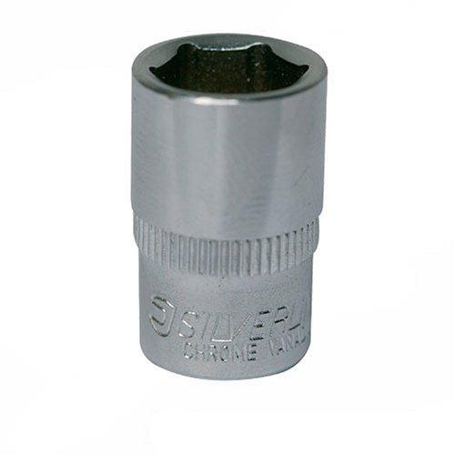 "Silverline 568947 - Vaso métrico de 1/4\"" (13 mm)"