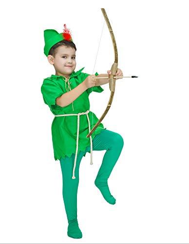 PARTY FIESTA Disfraz Robin Peter Infantil (7-9)