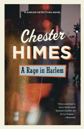 A Rage in Harlem (Harlem Detectives Series Book 1)