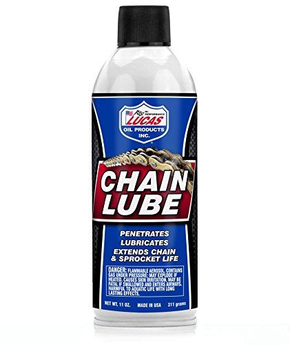 Lucas Oil 10393 Chain Lube Penetrant Aerosol - 11 oz.