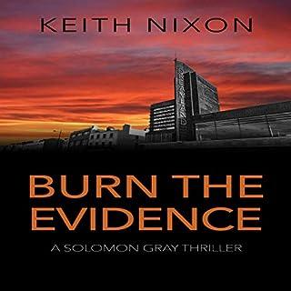 Burn the Evidence cover art