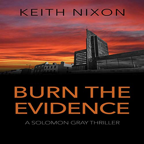 Burn the Evidence cover art