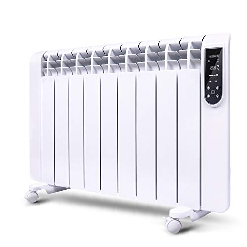 Lowest Price! MAZHONG Space Heaters Wall-mounted Bathroom Heater Fast Heat Saving -1800W