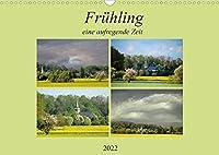 Der Fruehling eine aufregende Zeit (Wandkalender 2022 DIN A3 quer): Nach dem langen Winter, endlich wieder schoene Farben der Natur. (Monatskalender, 14 Seiten )
