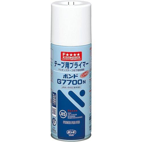 コニシ ボンド テープ用プライマー G7700N ガス抜きキャップ 430ml #63727