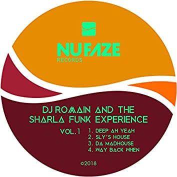 Dj Romain & The Sharla Funk Experience, Vol. 1