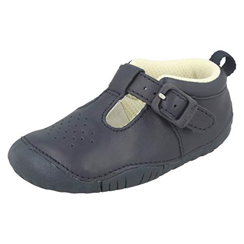 Start-Rite Baby Jack Boys First Shoes 3 Navy H