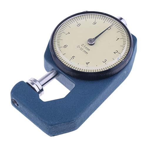 Dickenmesser Dickenmeßgerät Dicken-Meßgerät, 0,01mm 0-10mm